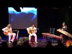 Luna's first live show in Germany: Tierra Negra-Tapas Feat. Luna - YouTube