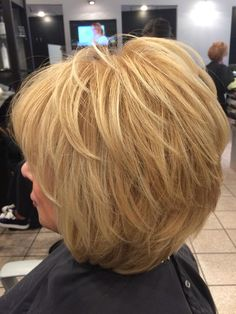 Unique Short Layered Haircuts for Women Ove. - Unique Short Layered Haircuts for Women Over 50 - Layered Haircuts For Women, Haircuts For Fine Hair, Short Hair Cuts For Women, Hairstyles Haircuts, Stacked Haircuts, Modern Haircuts, Pixie Haircuts, Short Cuts, Braided Hairstyles