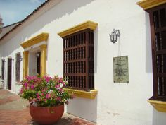 Colonial house in Valledupar, Colombia