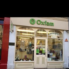 The First #Oxfam shop established 1947 in #Oxford