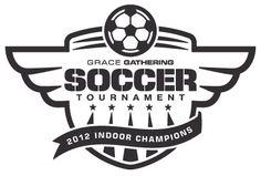 Grace Gathering Soccer Tournament Logo