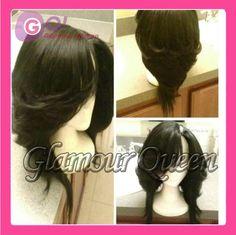100% unprocessed brazilian virgin human upart wig short bob u part human hair wigs with silk top free shipping for black women