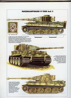 German Tiger Tank: