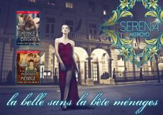 Youve stayed at the Corsakis and been to Cyprus why not go to Paris the most romantic city in the world? In the La Belle sans la Bete menage series you can see the sights of la belle Paris and fall head over heels for heroes that make your heart flutter and envy the lucky heroines who snatched them up!  MENAGE MATERIAL  Realizing theres a third person in her marriage Devvy Jacques is stunned. Discovering her husbands lover is a man shes horrified. Learning that man is Alexei Ivanov the…