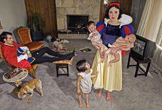 Snow White - Dina Goldstein