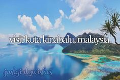 "Bucket list: Visit Kota Kinabalu, Malaysia""Kota Kinabalu on the island of Borneo is the bustling gateway to acclaimed Kinabalu National Park. The park's high point is 13,400-foot Mount Kinabula, Malaysia's tallest peak, a mecca for climbers. Ninety..."