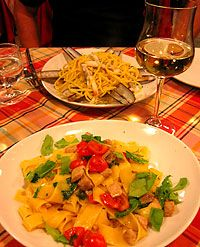 Eat like a local in Rome