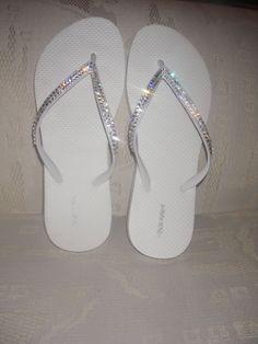 Perfect for a Wedding REAL Swarovski Crystals by GlitzGlamMaryAnn