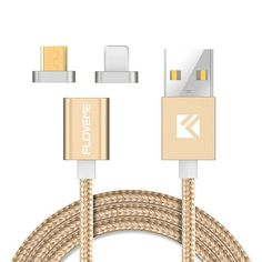 Millennial Charger Magnetic USB Cable For iPhone 5 6 7 Samsung - High Quality