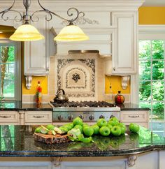 Traditional Kitchen #2