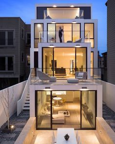 Modern house designs in terms of both exterior design and architecture are very much stylish and mak House Architecture Styles, Interior Architecture, Amazing Architecture, Contemporary Architecture, Minimal Architecture, Tropical Architecture, Gothic Architecture, Futuristic Architecture, Residential Architecture