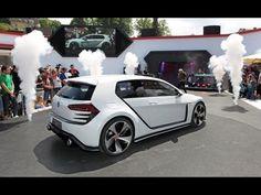 Golf GTI Design Visão concept 2014 4x4 3.0 VR6 Biturbo 503 cv Highlights - YouTube
