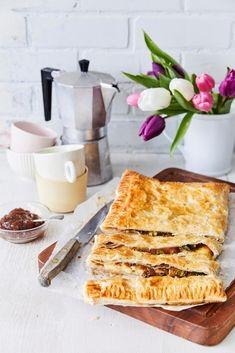 Briepiirakka   Maku Bread, Ethnic Recipes, Food, Brot, Essen, Baking, Meals, Breads, Buns