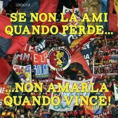 Genoa Football, Forever, Comic Books, Club, Red, Genoa, Cartoons, Comics, Comic Book
