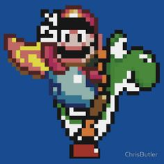 World Sprites and Super mario on Pinterest
