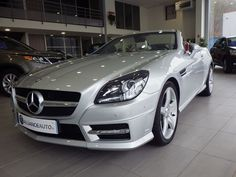 MERCEDES SLK200 AMG Sport My only dream car and its all mine!! :)