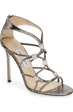 Jimmy Choo 'Tetrus' Sandal (Women) available at #Nordstrom