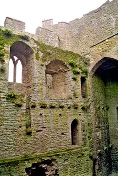 Ludlow Castle / Ludlow / Shropshire / UK - photograph by L. Hewitt