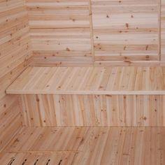 Buy Luxo Kivi 4 Person Outdoor Finnish Steam Sauna Online Australia