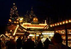 Düsseldorfer Weihnachtsmarkt, Foto: S. Hopp