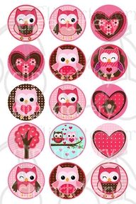 """free {Printables} """"Owl Love You"""" Valentines 