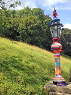 Beautiful yarn bombs – United Kingdom