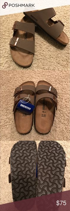Birkenstock NWT NWT Arizona style authentic birkenstocks. Size 37 more like a size 6 Birkenstock Shoes Sandals