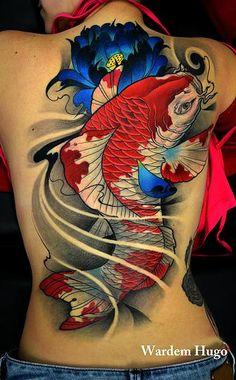 Trabalhos do Wardem Hugo, melhor tatuador de BH