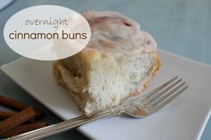 Overnight Cinnamon B