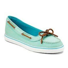 Sperry Top Sider Lola In Turquoise