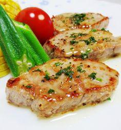 ワインレモンソース♪ - おうちで楽しむ簡単レシピ Home Recipes, Meat Recipes, Paleo Recipes, Asian Recipes, Low Carb Recipes, Cooking Recipes, Ethnic Recipes, Breakfast Lunch Dinner, Japanese Food