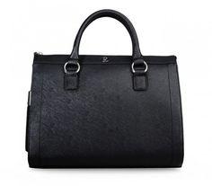 Handbag nera Armani Jeans Autunno Inverno 2013-2014 #bag #bags #black