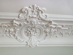 I love crown vintage molding.
