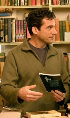 Steve Carell reads...Dan in Real Life.