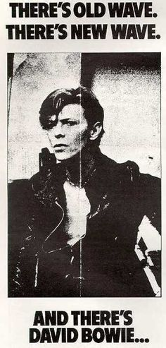 Lovin' the Alien... David Bowie aka the thin white duke in one of his many guises