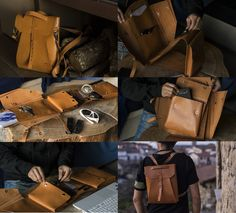 In Ludena leather workshop Ludena I handmade the leather, I create for you customized articles and to measure. I realize the ideas of my clients.