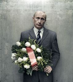 Marc Paeps-RUSSIAN PUTIN