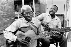 Furry Sings The Blues - Furry Lewis and Bukka (Booker T. Jazz Blues, Blues Music, Theater, Blue Company, Vocal Coach, Delta Blues, Blues Artists, Booker T, Country Blue