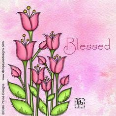 Blessed by Debi Payne