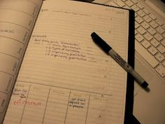 DIY Planner <- good way to stay involved and anti-procrastinating