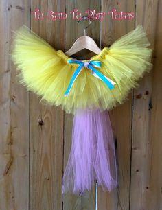 Fluttershy Inspired Tutu/ My Little Pony Inspired Tutu /Elastic Waistband by TURunTUPlayTutus on Etsy Fluttershy, My Little Pony, Tutu, My Etsy Shop, Inspired, Jay, Party Ideas, Inspiration, Ballet Skirt