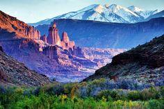 Long Weekend: Climbing Towers in Castle Valley, Utah