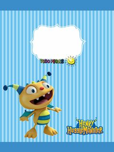 kit de henry hugglemonster - photo #25