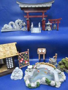 Details about Japanese Miniature Garden Miniature Fairy Japanese Garden Highly Detailed NEW - Scionuserbars