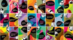 the brazilian agency Rex Design has developed a contemporary graphic project for the covers of   'saraiva classics' book collection with a specific goal in mind—to engage teenagers in their curriculum with a more contemporary, youthful look.