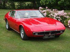 1970 Maserati Ghibli....