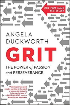 Grit: The Power of Passion and Perseverance: Angela Duckworth: 9781501111105: Amazon.com: Books