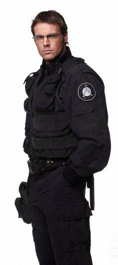 Michael Shanks Promo Photo for  Stargate SG1 As Dr. Daniel Jackson   ✤♠ ✤♠