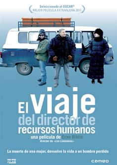 El viaje del director de recursos humanos (DVD) / Eran Riklis.  Cameo, 2010