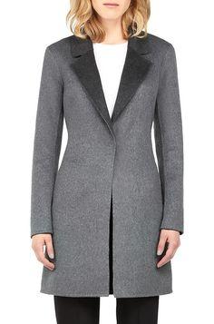 Soia kyo hallie double face light wool coat